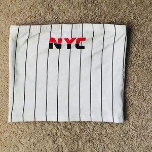 NYC Tubetop